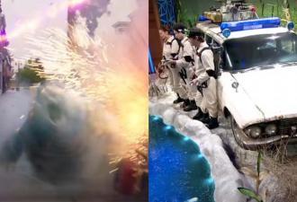 Телевизионщики создали призрака из новых «Охотников за привидениями» – это мем. И Берни Сандерс бы его оценил