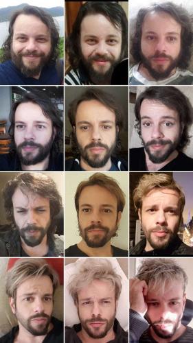 Парень показал, как похудел за два года, но люди уверены: потерял он не вес, а лицо. Теперь он похож на актёра