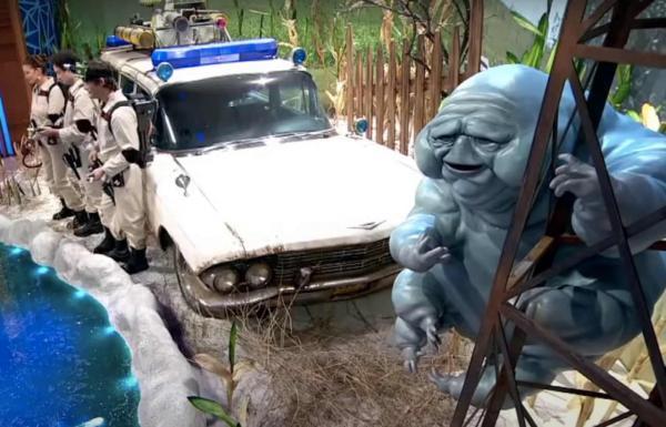 Призрак из фильма «Охотники за привидениями: Наследники» стал мемом. Таким, что Берни Сандерс бы влюбился