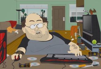 Умер косплеер геймера из «Южного Парка». Фанаты в печали, но уже знают, какой шуткой почтить память кумира