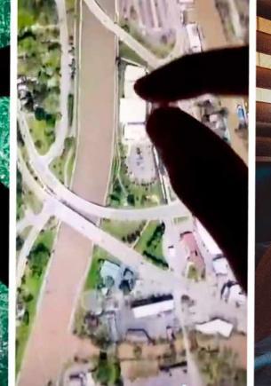 Блогер исследовал город на Google Maps и забрёл под мост. Зря: люди испугались, увидев там брата Пеннивайза