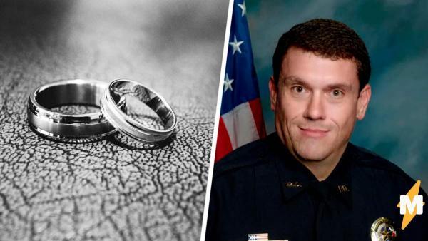 Полицейский — примерный муж. Для полного счастья ему не хватало ещё двух жён. Но фейсбук обламал его планы