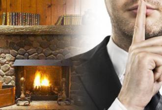 Хозяйка показала, что прячется за камином в её доме, и сломала шаблоны. Идеальное место для мужчин — не гараж