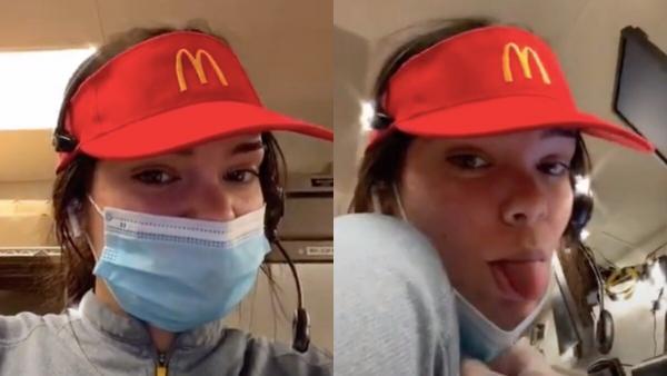Сотрудница «Макдоналдса» выдала секреты ресторана. Но люди уверены: за такие подробности девушку уволят