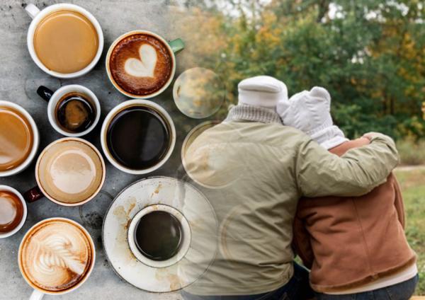Старик не понимал, почему у кофе такой странный вкус. Узнав, что пьёт на самом деле, пенсионер подал на развод