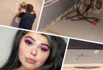 Девушка переехала в дом и нашла тайную комнату. Всё бы ничего, но она выдаёт тёмное прошлое бывшего владельца
