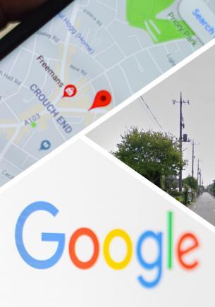 Парень открыл Google Earth и увидел отца. Но забавным это совпадение не назвать, ведь тот умер семь лет назад