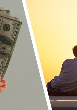 Муж занял деньги у жены, чтобы жениться во второй раз. План был бы идеален, если бы не одно условие