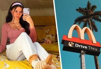 Работница «Макдоналдс» показала, как они узнают клиентов «МакАвто». И теперь людям стыдно возвращаться туда