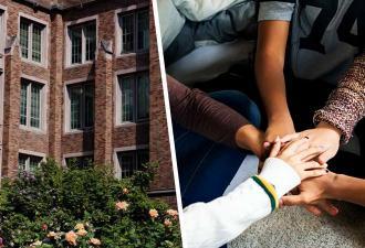 Девушка показала детский дом, в котором живёт, но люди не верят ей. Ведь он больше похож на тикток-хаус