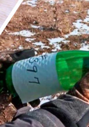 Охотник выслеживал оленя, а нашёл 40-летнюю бутылку. Но его ждал не алкоголь, а послание прямиком с того света