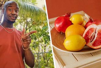 Парень с Ямайки показал традиционное блюдо, и людям страшно. Ведь в нём есть фрукт поопаснее рыбы фугу