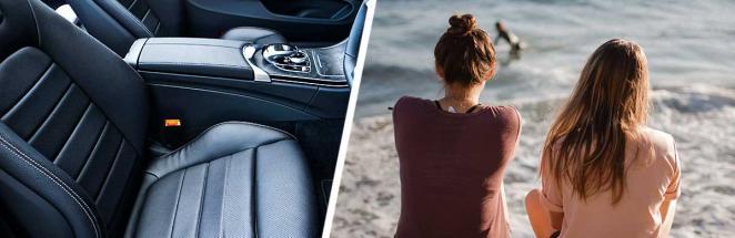 Девушка не поменялась местами с подругой в машине и сломала ей жизнь. Узнав причины, люди встали на её сторону