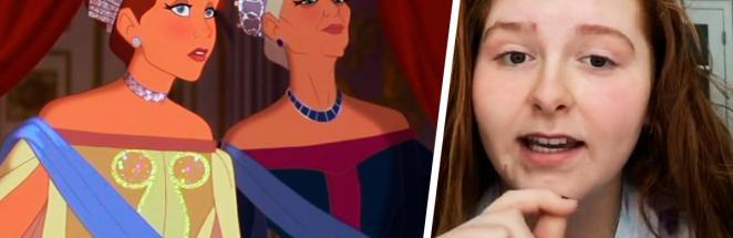 Девушка пересмотрела «Анастасию» и узнала — одна из корон принадлежала Романовым. А теперь она у Елизаветы II