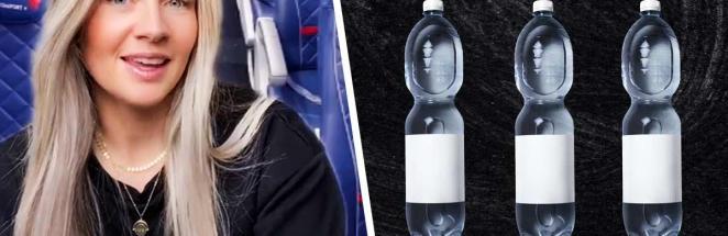 Стюардесса рассказала, какие напитки не стоит брать на борту. Для кофеманов и любителей воды плохие новости