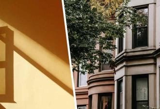 Парень увидел на стене своей комнаты соседнее здание. Так он и понял, что случайно создал оптическую иллюзию