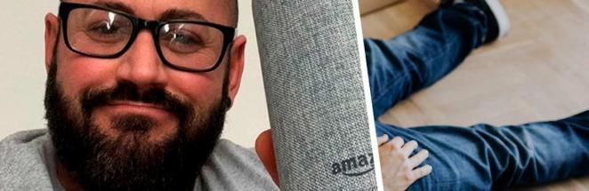 Мужчина купил умную колонку, но пользу гаджета понял не сразу. Только когда устройство спасло ему жизнь