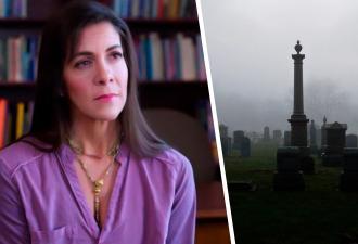 Мать погибла во время родов, но вернулась и рассказала о загробной жизни. Спойлер: там как в «Интерстелларе»