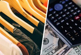 Парень научно объяснил, что выгоднее — дорогая или дешёвая одежда. Теперь вы по-иному взглянете на свой шкаф