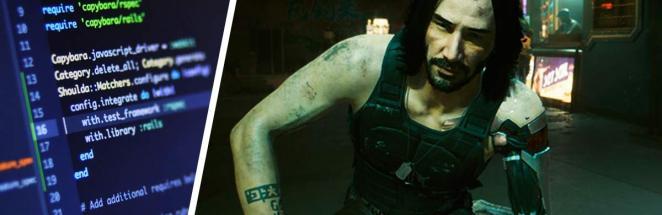 Геймеры создали секс-мод с Киану Ривзом в Cyberpunk 2077. Радость длилась недолго, но кадры остались