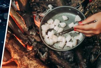 Парень пожарил рыбу, а та «станцевала» на сковороде. Людям не по себе, зато неврологи знают, в чём тут секрет