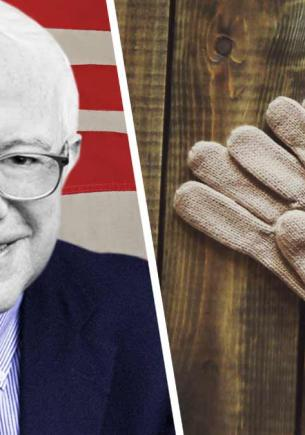 Берни Сандерс в варежках на инаугурации президента США — самый уютный мем. С ним даже «Игра престолов» теплее