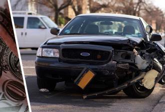 Мужчина разбил своё авто, но обрадовался. Он вытянул счастливый билет и теперь сможет купить несколько машин