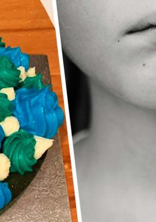 Мама довела сына до слёз, подарив на день рождения торт. Подарок показал возраст, который никогда не наступит
