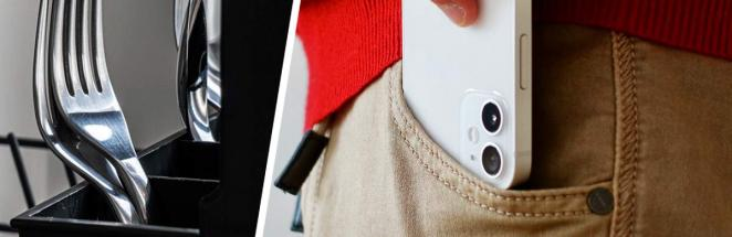 Гений не заметил, как уронил iPhone в посудомойку, и готовился к худшему. Но такого итога стирки он не ожидал