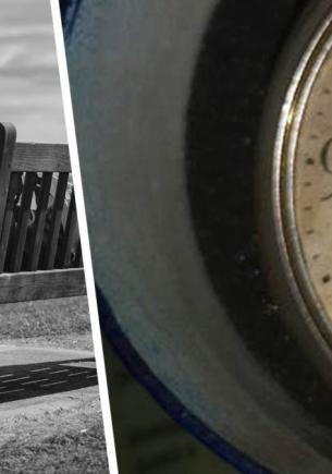 Люди увидели карманные часы времён Первой мировой и удивились. Не дизайну: аксессуар изменил будущее владельца