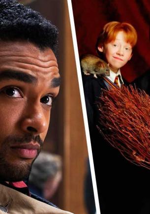 Реге Пейдж из «Бриджертонов» снимался в «Гарри Поттере». И это не шутка: фаны знают, какой момент пересмотреть