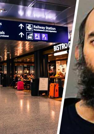 Мужчина три месяца прятался в аэропорту, используя поддельное удостоверение. Его главный страх — коронавирус