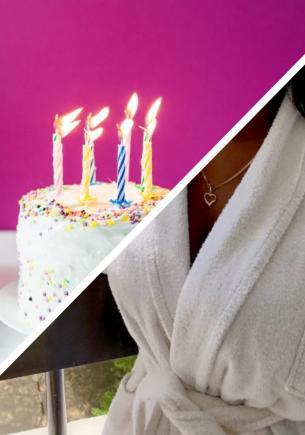 Девушка отметила день рождения и запустила машину времени. Глядя на именинницу, каждый ошибётся с её возрастом
