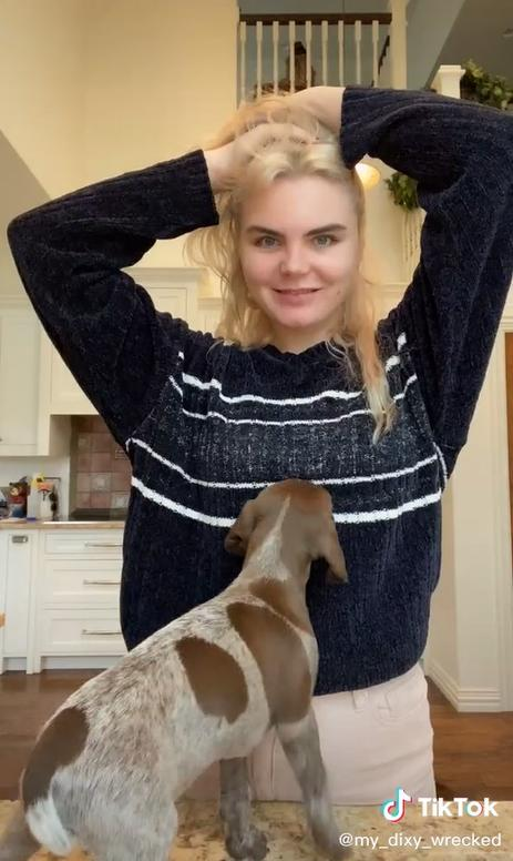 Студентка приютила щенка - копию Добби и не пожалела. Через месяц в новой собаке не узнать бывшего собакоэльфа