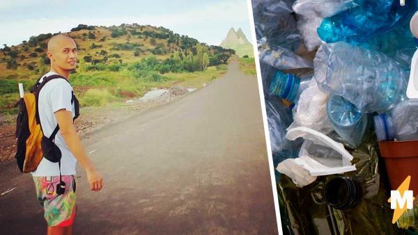 У мусора есть свой звук, и его можно послушать. Парень из Маврикии заставил хлам звучать, и это тру хардкор