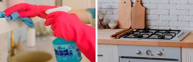 Хозяйка помыла плиту — и привет, новая фобия. Понять, что на фото не так, смогут только внимательные