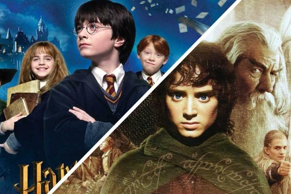 Гарри Поттер и Фродо Бэггинс схлестнулись на обложке журнала, и фаны ревут. Они верили: Фродо Поттер реален
