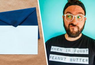 Блогер ушёл с работы, но босс всё неправильно понял. Вместо зарплаты парень получает письма с соболезнованиями