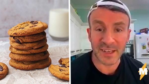 Комик рассказал, что в Шотландии едят определённую печенья, но зря. Нужно было посмотреть что в их составе