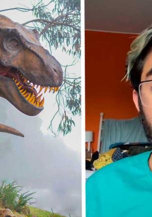 Студент объяснил, как учёные узнали цвета динозавров. На теорию о «Могучих рейнджерах» зрители почти купились