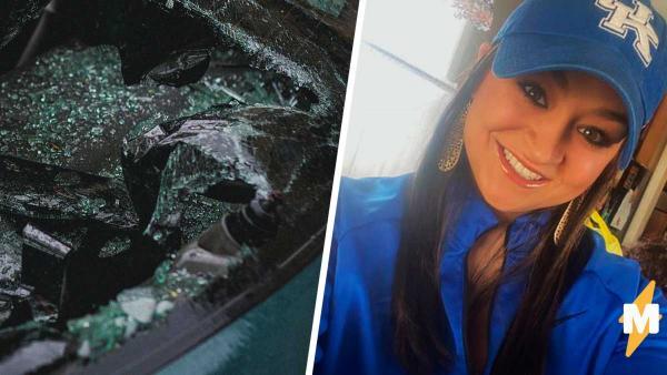 Мистер X вытолкнул студентку из авто, но никакого криминала. Спустя минуту она назвала его своим супергероем