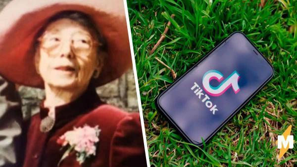 Бабуля всегда хотела быть певицей, и мечта сбылась. Но ради неё ей пришлось ждать век  она запела в 110 лет