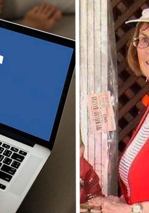 Старушка зашла на фейсбук и едва увернулась от вечного бана. Она просто попыталась продать вязаного поросёнка