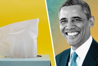 Барак Обама вспомнил, как сломал нос однокласснику. Больше, чем рассказ, людей смешит лишь причина драки