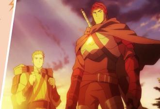 Netflix анонсировал аниме по Dota 2 «Дота: Кровь дракона», и геймеры злы. Дело в героях, которых они не хотели