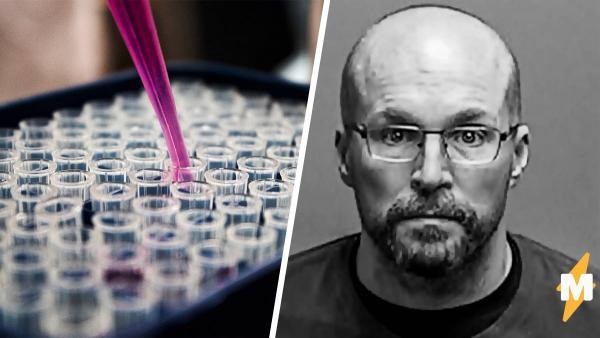 Фармацевт испортил 570 вакцин от COVID-19. Из-за мотивов хочется смеяться и плакать: он плоскоземельщик