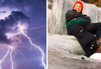 Блогерша поймала ток в горах и заставила его звучать. Это трюк из физики, но повторять его стоит только Тору