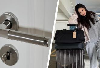 Блогерша показал девайс, который сделает дверь номера неприступной. Но работники отелей знают: лайфхак опасен