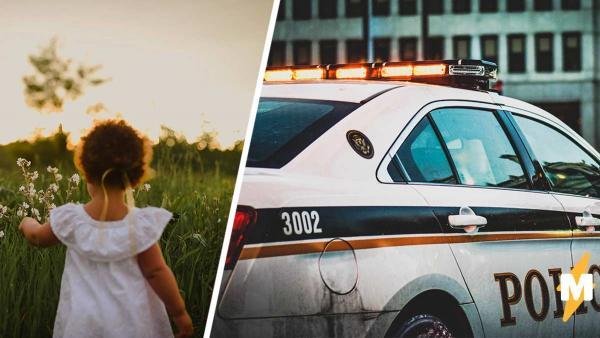Копы обезвредили девочку, напавшую на маму. Но люди увидели запись задержания и встали на сторону ребёнка