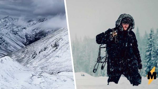 Альпинист взобрался на вершину горы и нашёл нового друга. У больше двух ног, но он растопит любые сердечки